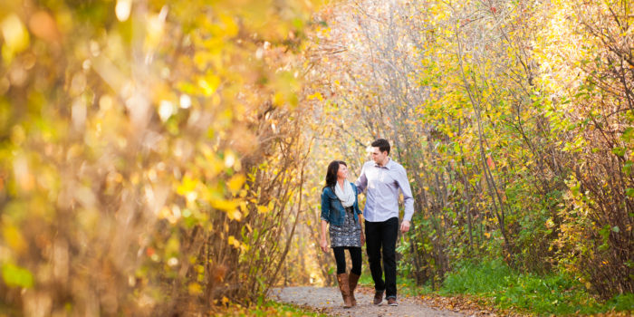 olivia & matt. engaged| edmonton engagement photographry