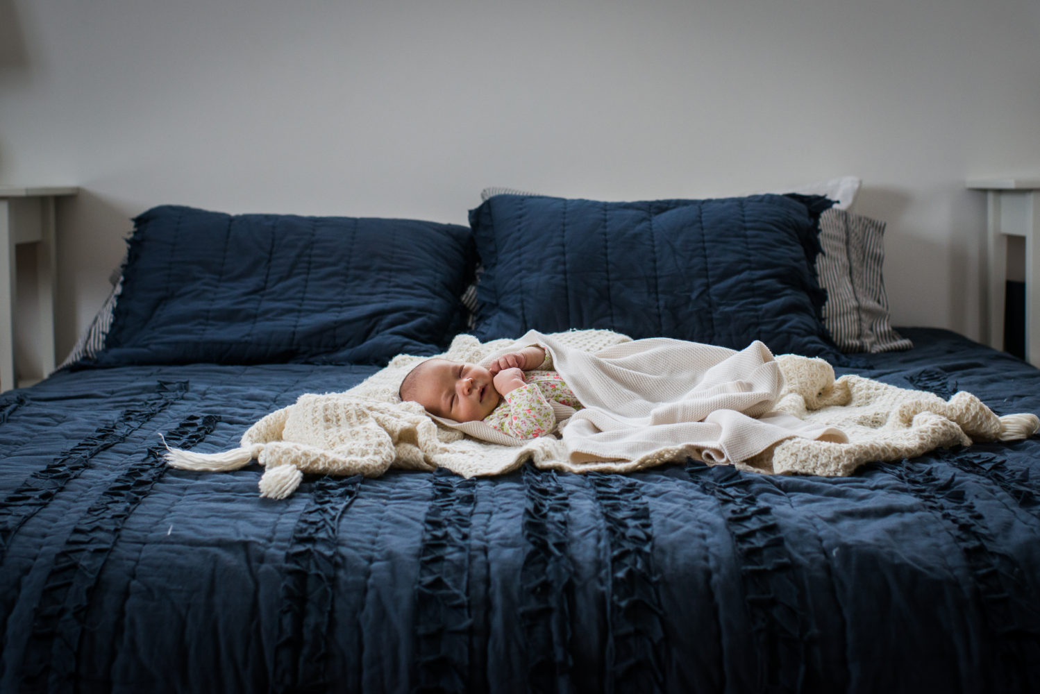 Simple and Authentic Newborn portraits by Edmonton and Alberta Newborn Photographer | 3Haus Photographics