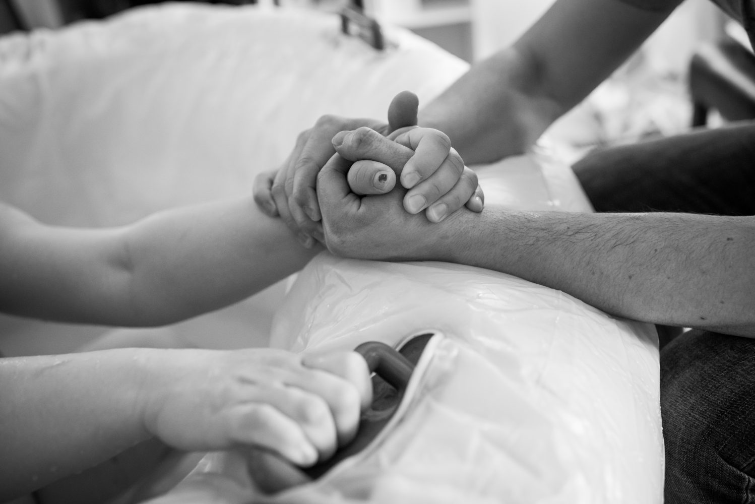 Simple details on a home birth with a Midwife | 3Haus Photographics