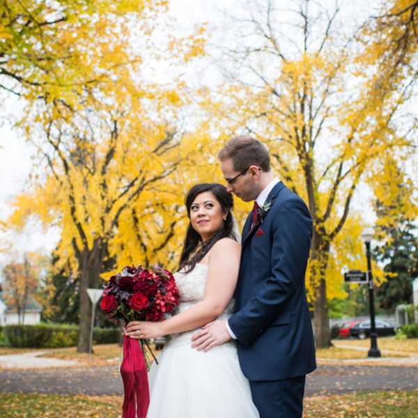 Old Timers Cabin Wedding, Edmonton Wedding Photographer, YEG Fall Wedding, Burgundy and Gold Wedding details, Fall Wedding, Alexander Circle wedding photos, Louie Mckinney Park Wedding, 3Haus Photographics