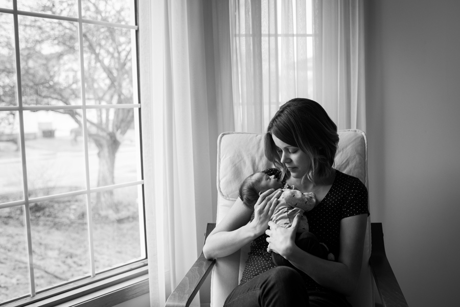 Edmonton newborn photographer, In home newborn session, YEG newborn, Edmonton Lifestyle photographer | 3Haus photographics